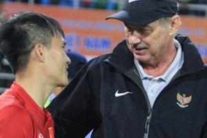 Công Vinh 'kể tội' HLV Alfred Riedl trong thất bại tại SEA Games 2007