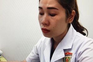 Phòng khám Trung Quốc cho người giả công an đe dọa nạn nhân