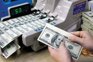 Giá USD bất ngờ tăng mạnh