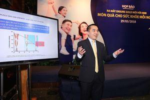 Abbott mang đến cho người dân Việt Nam món quà sức khỏe với sản phẩm Ensure Gold mới