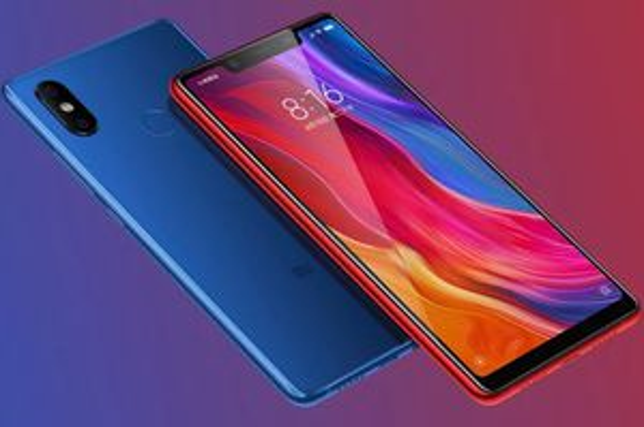 Ảnh chi tiết Xiaomi Mi 8: Mạnh hơn iPhone X, điểm Antutu kỷ lục