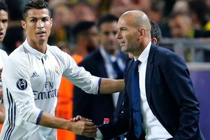Ronaldo, Ramos gửi lời tri ân đến HLV Zidane