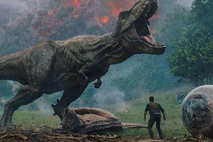 Ngắm dàn khủng long khủng trong bom tấn 'Jurassic World: Fallen Kingdom'