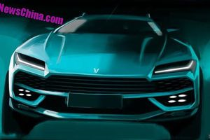 Lamborghini Urus có bản nhái tại Trung Quốc