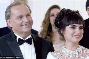 Triệu phú Nga tuyển vợ thứ 6 xinh như búp bê qua truyền hình thực tế