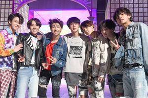 BTS - Ban nhạc K-pop đầu tiên có album đứng đầu bảng xếp hạng Mỹ