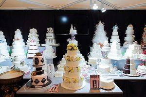 Những chiếc bánh cưới sang trọng, xa xỉ nhất thế giới
