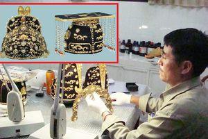 Người 'hồi sinh' 4 vương miện của vương triều Nguyễn