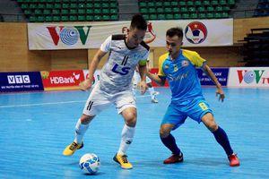 Futsal HDBank VĐQG 2018: Thái Sơn Nam tạm chiếm ngôi đầu