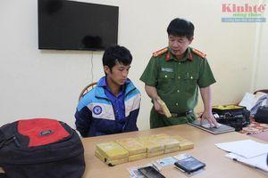 Điện Biên: Bắt đối tượng mua bán trái phép 10 bánh heroin