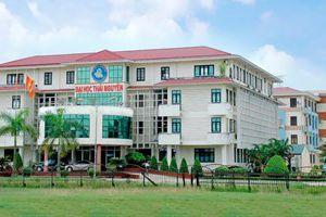 Đại học Thái Nguyên thiếu minh bạch trong việc miễn nhiệm cán bộ?