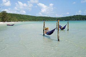 5 bãi biển tuyệt đẹp không thể bỏ qua khi đến Campuchia
