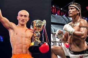 Yi Long đấu huyền thoại Muay Thái:Võ sĩ Thái toàn diện hơn