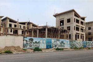Khách gánh rủi ro khi mua nhà dự án Khai Sơn City