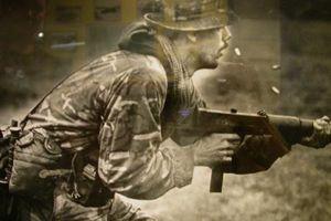 Kỳ dị khẩu tiểu liên chỉ 27cm của Mỹ trong Chiến tranh Việt Nam