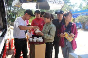 Hội chợ triển lãm chuyên ngành cà phê: Xây dựng thương hiệu cà phê 'sạch'
