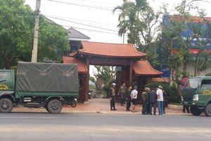 Khám xét nhà nghi phạm có liên quan vụ nổ súng bắn chết người ở Kon Tum