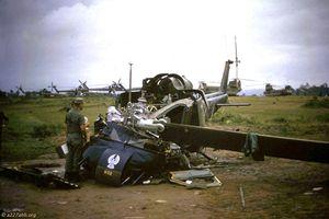Mặt trận An Khê năm 1965 qua ảnh của lính Mỹ