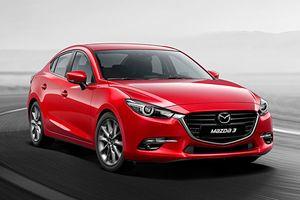 Bảng giá xe Mazda tháng 6/2018