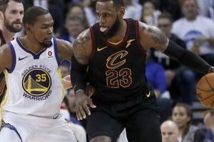 King James ghi đến 51 điểm, Cavaliers vẫn thua đau Warriors