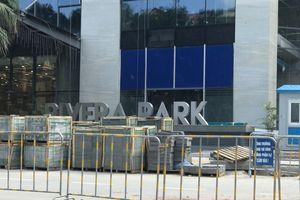 Dự án Rivera Park: Tồn tại nhiều bất cập về an toàn lao động?