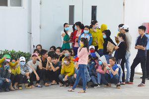 Hàng trăm công nhân ở Quảng Nam đình công