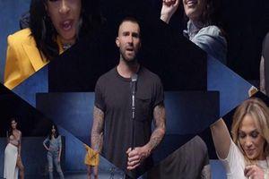 Dàn gái đẹp lừng danh giúp MV mới của Maroon 5 gây sốt