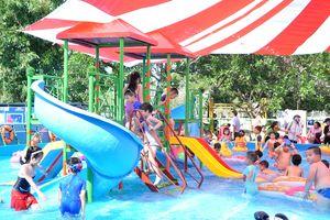 Công viên nước mini đầu tiên tại Đà Nẵng đi vào hoạt động