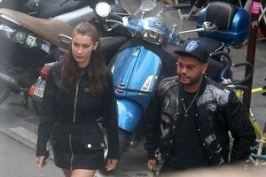 Yêu lại từ đầu, Bella Hadid và The Weeknd tay trong tay dạo phố Paris