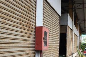 TP.HCM: Chợ bỏ hoang biến thành 'bom nổ chậm' giữa lòng đô thị
