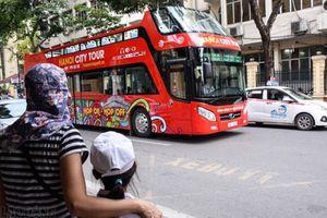 Tổng Công ty vận tải Hà Nội lý giải 'xe buýt 2 tầng vắng khách'