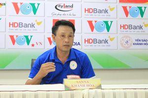 Giải futsal VĐQG HDBank 2018: Sanna Khánh Hòa thắng đậm Thái Sơn Bắc