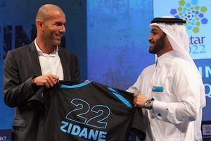 Zidane dẫn dắt bại quân của U23 Việt Nam?