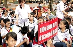 Đẩy mạnh tuyên truyền, phổ biến giáo dục pháp luật năm 2018