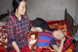 Hà Tĩnh: Cậu học trò nghèo sắp tắt ước mơ vì trọng bệnh