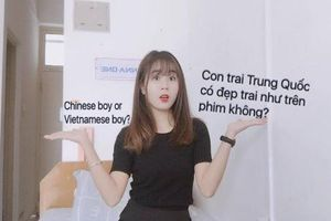 Cựu hot girl trường Báo chí nói gì về việc du học Trung Quốc?
