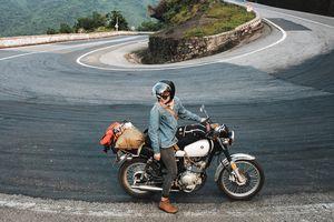 #Mytour: 9X Hà thành và chuyến độc hành xuyên Việt bằng xe máy