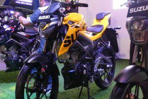 Cận cảnh Suzuki GSX-S150 bản mới, giá 43 triệu đồng
