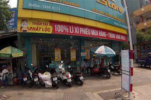 Cửa hàng Viettel bị cướp: Màn dàn cảnh vụng về