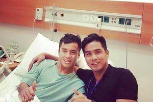 Nguyễn Trọng Long - Chàng cầu thủ xứ Thanh hồi phục kì diệu sau chấn thương tiếp tục cùng U19 Việt Nam chinh phục những thử thách