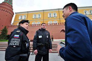 Nga thành lập cảnh sát du lịch để bảo vệ World Cup 2018