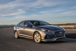 Hyundai nâng cấp Sonata 2018 - Hiện đại hơn, giá tốt hơn