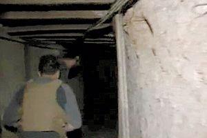 Syria phát hiện hầm, bệnh viện dã chiến tại Đông Ghouta