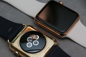Apple Watch Edition mạ vàng giá 17.000 USD đã chết