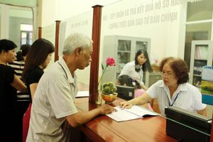 Thực hiện Chương trình 07- CT/TU của Thành ủy Hà Nội (khóa XVI): Siết chặt kỷ cương hành chính