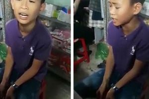 Cậu bé hát 'Mưa chiều miền Trung' như Quang Lê xốn xang dân mạng