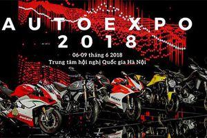 Không có triển lãm xe máy, môtô khủng đổ về Vietnam AutoExpo