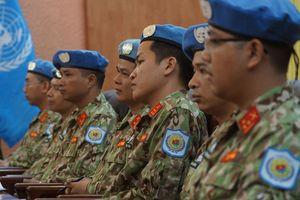 Tập huấn sĩ quan Tham mưu Liên hợp quốc tại Việt Nam