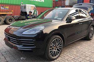 'Đập thùng' Porsche Cayenne mới giá 7,8 tỷ tại Việt Nam