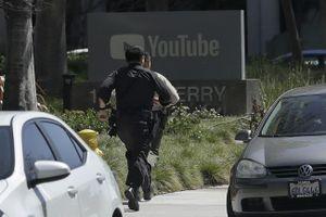 Nữ nghi phạm Mỹ tự sát sau khi xả súng đánh ghen ở trụ sở YouTube